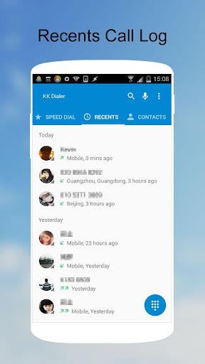 玩免費通訊APP|下載KK Phone (KK Dialer, Cool) app不用錢|硬是要APP