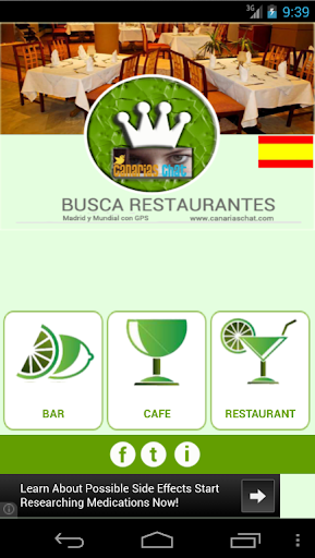 Madrid y Restaurantes