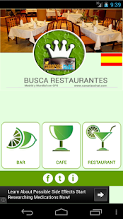 Madrid y Restaurantes- screenshot thumbnail