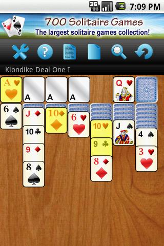 700 Solitaire Games Free- screenshot
