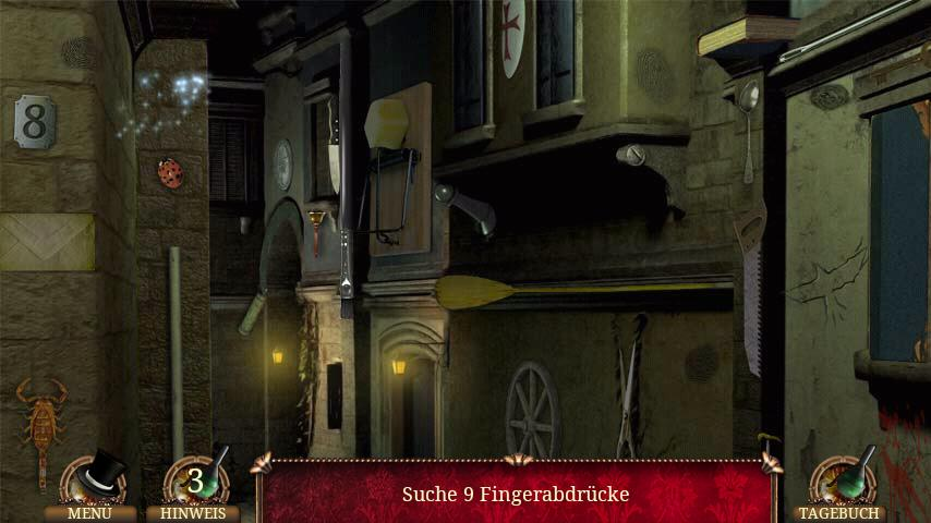 Jekyll&Hyde Hidden Object Demo - screenshot