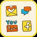 Tomboy Ann icon theme icon