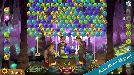 Bubble Witch Saga Screenshot 26