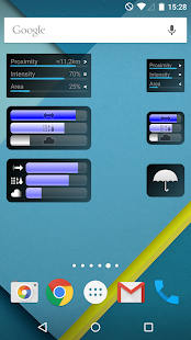 Rain Alarm- screenshot thumbnail