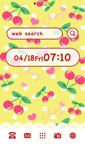 可愛換裝桌布★Pop Cherry
