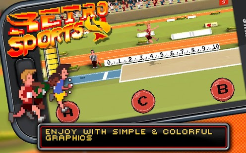 Retro Sports Screenshot 10
