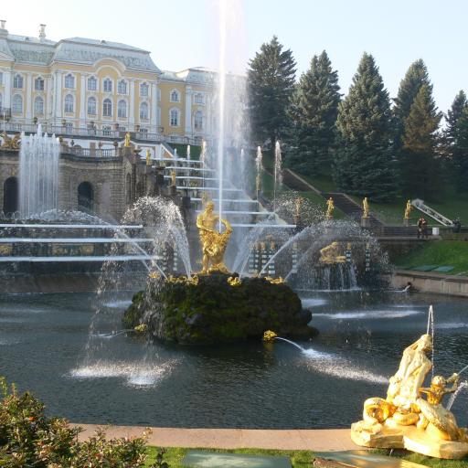 Peterhof Palace (RU001)