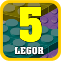 Legor 5 - Free Brain Game icon