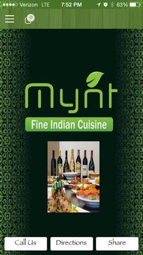 Mynt Indian Restaurant