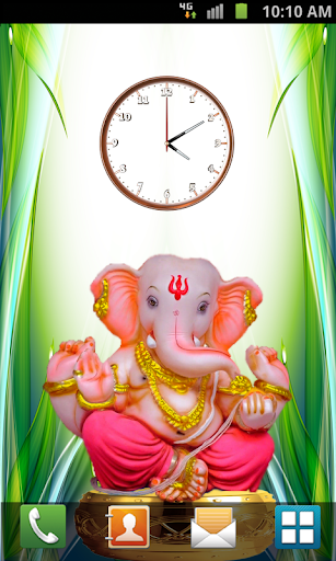 Ganesha Clock