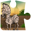 Zoo Animals-Children Puzzles icon