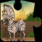 Animaux de Zoo-Jeux de Puzzle icon