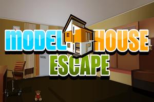 Screenshot of Model House Escape