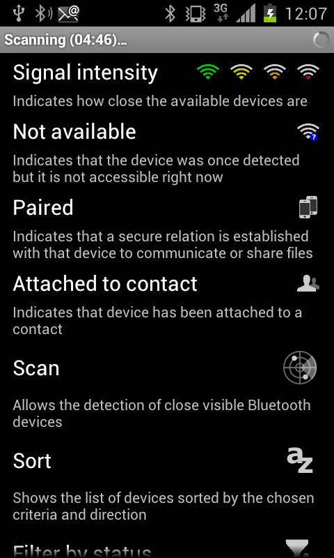 BToolkit: Bluetooth Manager- screenshot