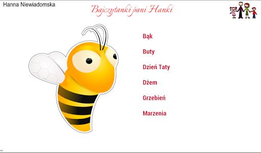 【免費書籍App】Bajczytanki pani Hanki-APP點子