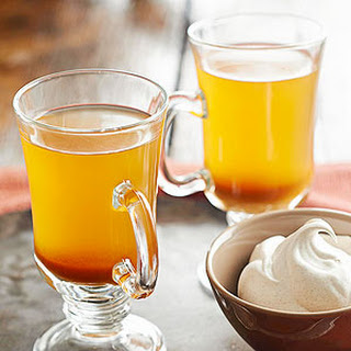 Cinnamon-Pumpkin Toddy