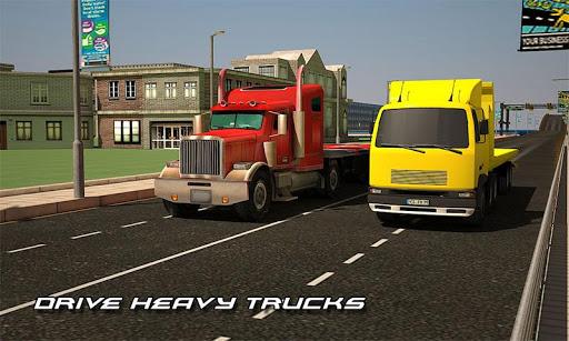 免費下載模擬APP 重型卡车拖车运输 app開箱文 APP開箱王