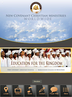 New Covenant Christian - screenshot thumbnail
