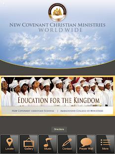 New Covenant Christian - screenshot thumbnail