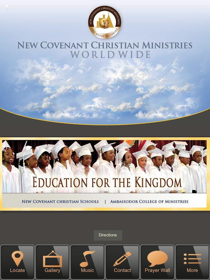 New Covenant Christian - screenshot