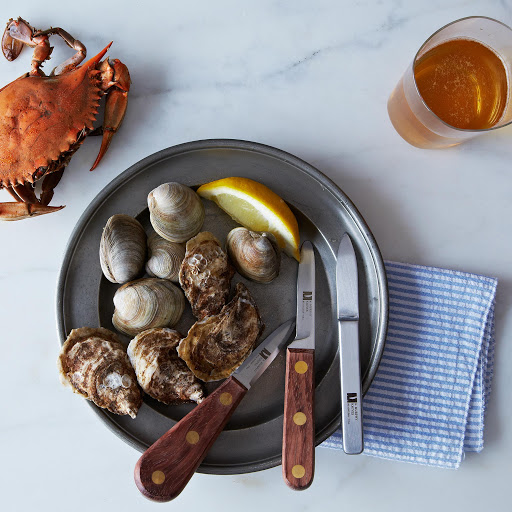 R. Murphy Wellfleet Oyster, Little Neck Clam and Crab Knife Collection