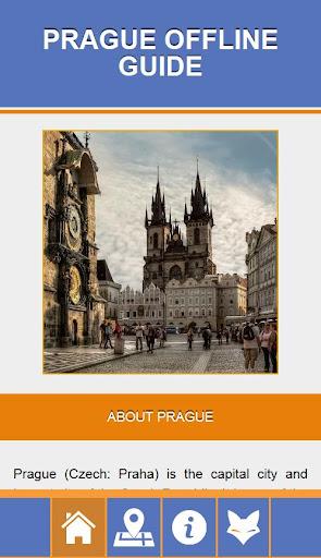Prague Offline Guide