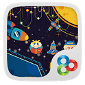 Spaceship GO Launcher Theme icon