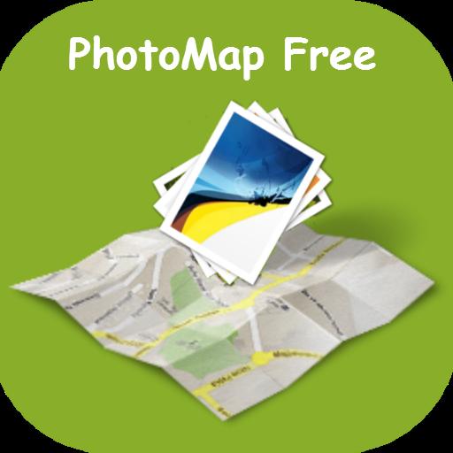 酷照与地图免费版 媒體與影片 App LOGO-硬是要APP