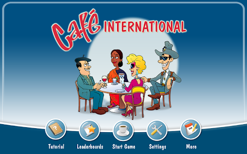 Café International- screenshot thumbnail