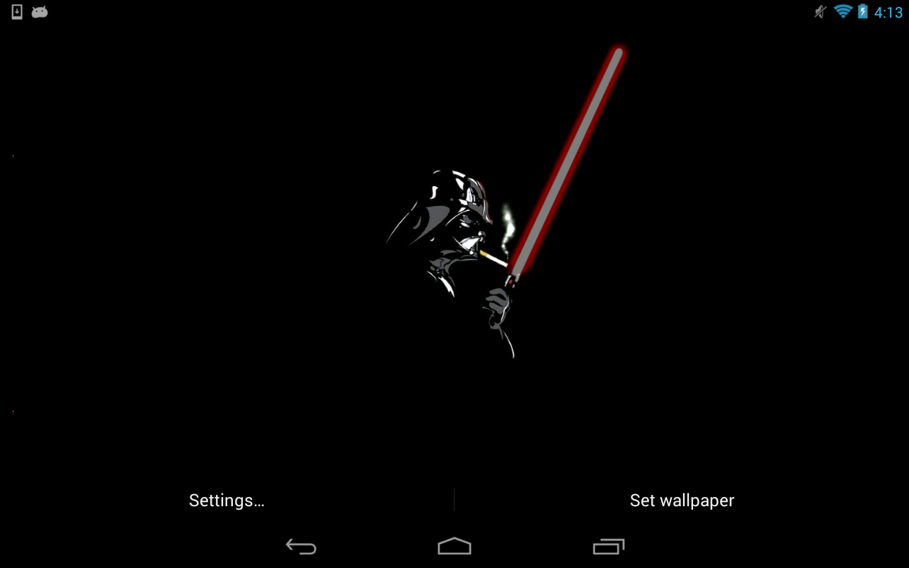 darth vader live wallpaper - android apps on google play