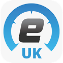 e-route UK icon