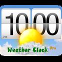Weather Clock Pro icon