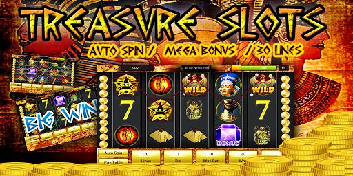 Egyptian Treasure - Slots