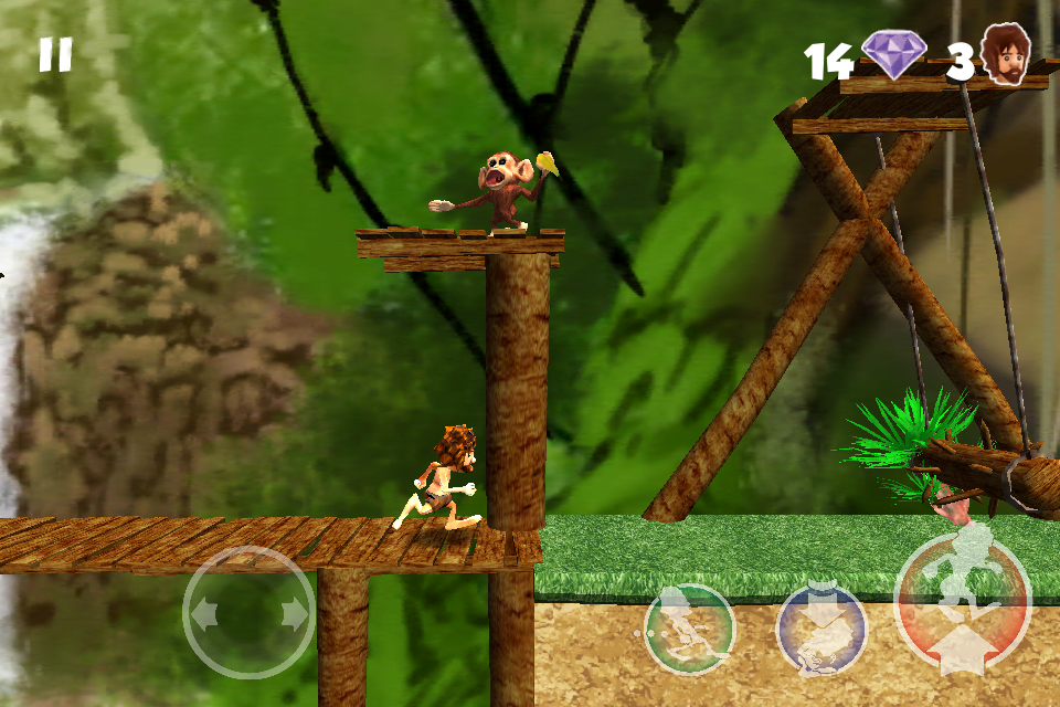 Wilsons Adventure- screenshot