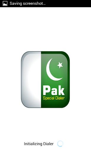 Pak Special Dialer