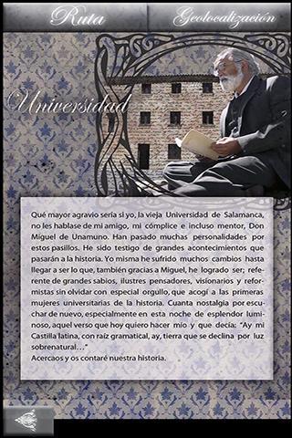 Enclaves Unamuno- screenshot