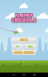 Flappy Crocodile - Lovely Game