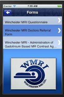 玩免費醫療APP|下載Winchester MRI app不用錢|硬是要APP