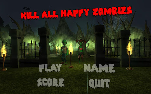 Kill all Happy Zombies