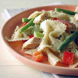 Peppery Chicken Pasta Salad Recipe