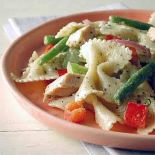 Peppery Chicken Pasta Salad.