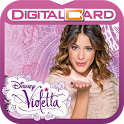 Violetta Digital Card icon