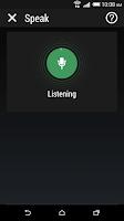 Screenshot of HTC Speak Pack-SV