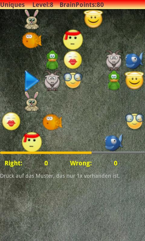 Brain Trainer - BrainQ - screenshot