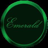 24Cr Emerald Launcher Theme