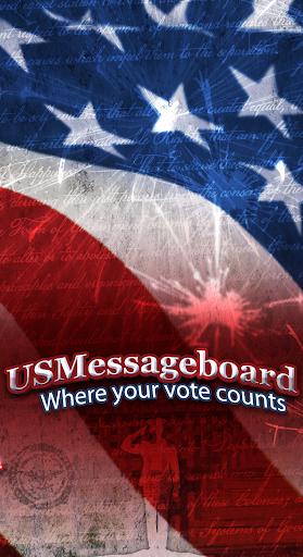 US Message Board