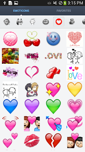 Cute Emoticons Sticker- screenshot thumbnail