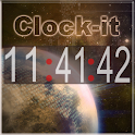 Clock-it Live logo