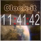 Clock-it Live icon