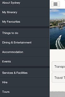 Sydney Official Guide - screenshot thumbnail
